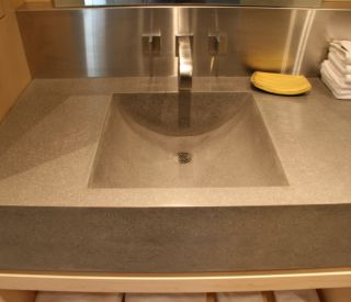 small concrete sink 3