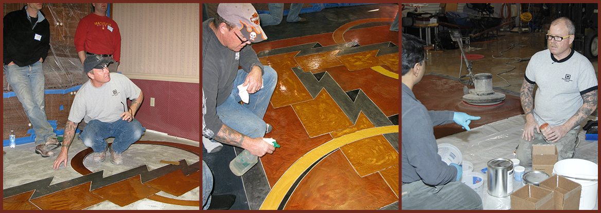 Our Next Training Program, Hosted By Duraamen Of New England, Will Feature  Acclaimed Decorative Concrete Expert Bob Harris. Join Bob For His Personal  Brand ...