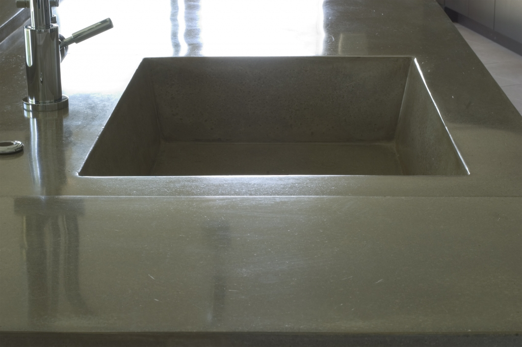 Soup Concrete Sinks - Small Concrete Sinks - New England Concrete ...